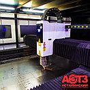 Лазерная резка алюминия (металл Ваш)  | до 5 мм | 1200*2500 мм, фото 5