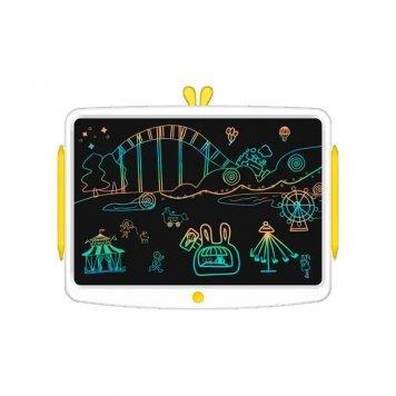 Детский планшет для рисования Wicue 16 inch Rainbow LCD Tablet (цветная версия)