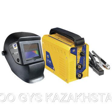 Сварочный аппарат инверторный типа ММА Gysmi 200P + LCD TECHNO 11