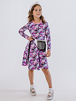 Batik Платье для девочки с длинным рукавом (01173_BAT)