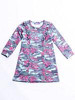 Batik Платье для девочки с длинным рукавом (00701_BAT)