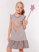 Batik Платье для девочки без рукавов (00709_BAT)