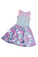 Batik Платье для девочки без рукавов (00710_BAT)