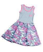 Batik Платье для девочки без рукавов (00711_BAT)