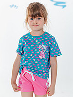 Batik Футболка для девочки (00625_BAT)