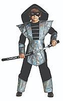 Batik Костюм Ниндзя серебряный (947)