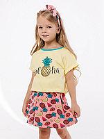 Batik Костюм Футболка и юбка для девочки (01126_BAT)