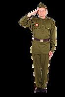 Batik Костюм Солдат взрослый (2110 к-21)