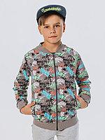 Batik Бомбер (пуловер) для мальчика (00791_BAT)