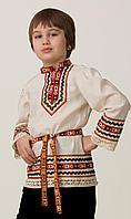 Batik Славянский костюм рубашка вышиванка (5603-1)