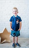 Batik Футболка-поло для мальчика (00531_BAT)