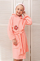 Batik Халат односторонняя махра для девочки (01340_BAT)
