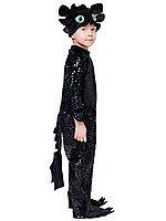 Batik Костюм Дракон Черный (966 к-21)