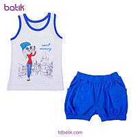 Batik Комплект для девочки майка и шорты U1760/24