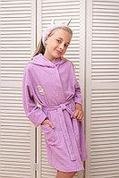 Batik Халат односторонняя махра с начесом для девочки (01406_BAT)
