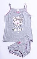 Batik Комплект майка и трусы для девочки (01255_BAT)