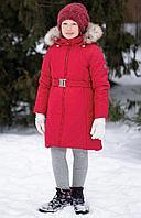 Batik Пальто для девочки Юнона (228-20з)