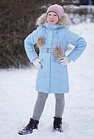 Batik Пальто для девочки Лагуна (229-20з)