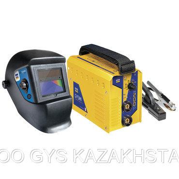 BUNDLE GYSMI 200P + MASQUE LCD TECHNO 9/13