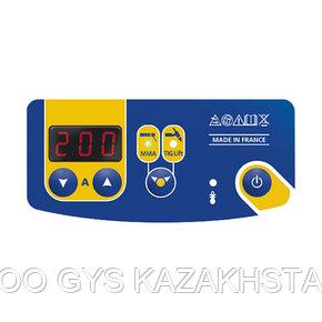 Сварочный аппарат инверторный типа ММА  GYSMI E200 FV в чемодане с аксессуарами, фото 2