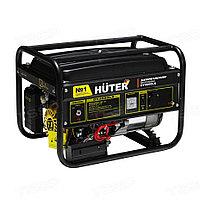Электрогенератор Huter 4000LX DY + электростартер