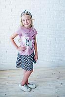 Batik Юбка для девочки (00145_BAТ)