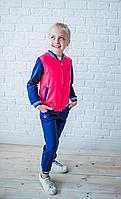 Batik Костюм пуловер и брюки для девочки (00185_BAT)