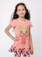 Batik Туника (платье) для девочки (01087_BAT)
