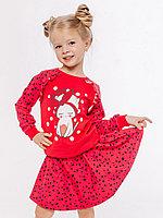 Batik Костюм Футболка с длинным рукавом и юбка для девочки (01120_BAT)