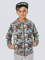 Batik Бомбер (пуловер) для мальчика (00792_BAT)