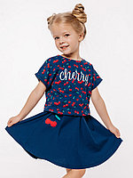 Batik Костюм Футболка и юбка для девочки (01123_BAT)