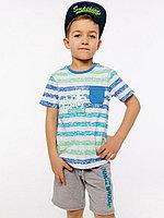 Batik Комплект футболка и шорты для мальчика (00796_BAT)