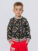 Batik Бомбер (пуловер) для мальчика (01046_BAT)