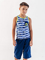 Batik Комплект майка и шорты для мальчика (00846_BAT)