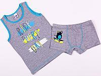 Batik Комплект майка и боксеры для мальчика (01235_BAT)