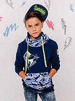 Batik Толстовка (пуловер) для мальчика (00866_BAT)