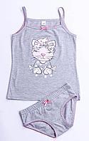 Batik Комплект майка и трусы для девочки (01256_BAT)