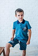 Batik Футболка поло для мальчика (00532_BAT)