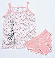 Batik Комплект майка и трусы для девочки (01314_BAT)