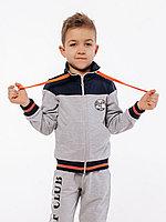 Batik Бомбер (пуловер) для мальчика (01004_BAT)