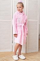 Batik Халат двухсторонняя махра для девочки (01349_BAT)