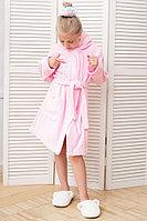 Batik Халат двухсторонняя махра для девочки (01351_BAT)