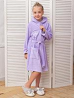 Batik Халат односторонняя махра с начесом для девочки (01352_BAT)