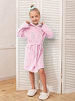 Batik Халат односторонняя махра для девочки (01422_BAT)