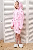 Batik Халат односторонняя махра с начесом для девочки (01425_BAT)
