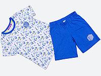 Batik Комплект футболка и шорты для мальчика (02001_BAT)