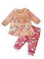 Batik Комплект футболка с длинным рукавом и брюки (02032_BAT)