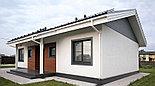 Каркасно модульный дом 98m2 из ЛСТК 10х8m, фото 3