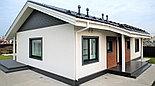 Каркасно модульный дом 98m2 из ЛСТК 10х8m, фото 4