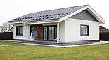Каркасно модульный дом 98m2 из ЛСТК 10х8m, фото 5